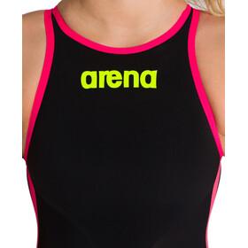 arena Powerskin R-Evo+ OW Traje de Baño Mujer, negro